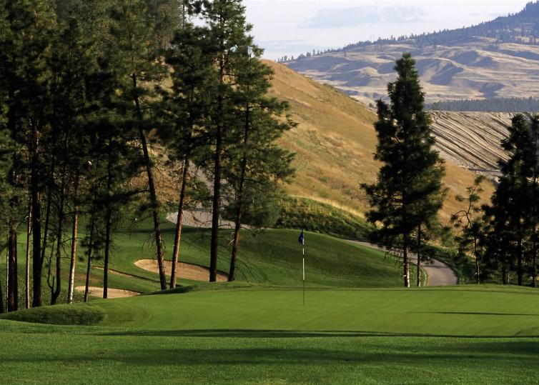 Okanagan Golf Club Bear Course