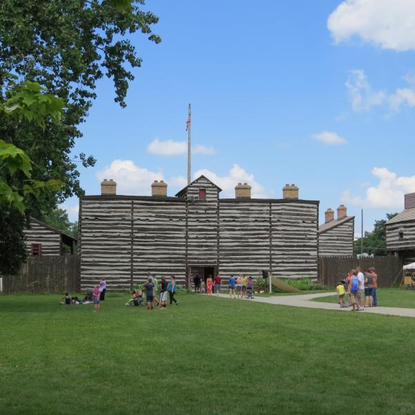 Historic Old Fort - Fort Wayne, IN