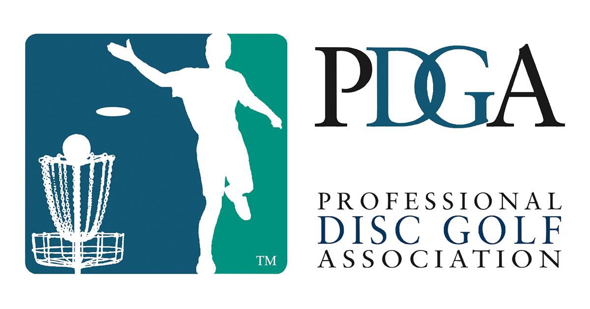 PDGA Disc Golf logo