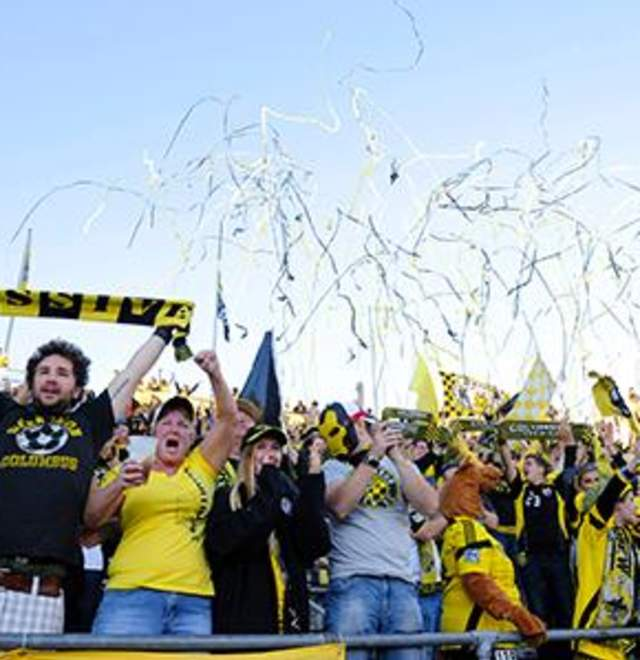 Columbus Crew SC vs. Chicago Fire
