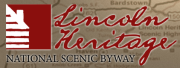 Lincoln Heritage Scenic Byway Logo