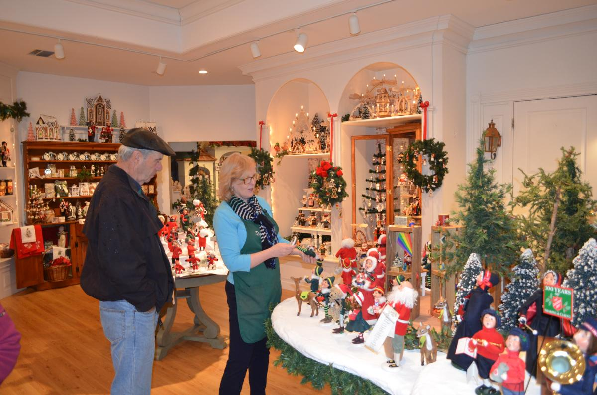Shopping for just the right Caroler