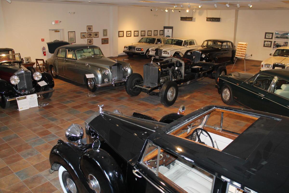 Rolls Royce Museum