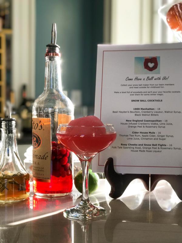 Vanderbilt Grace cocktails