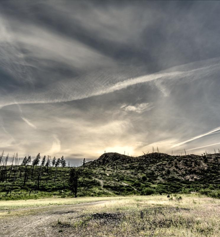 Kuiper Peak Mountain Park | Eoin Carey