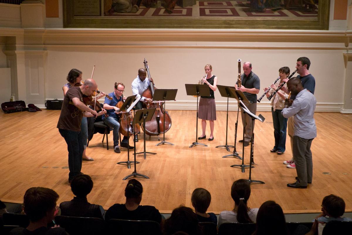 Charlottesville Chamber Music
