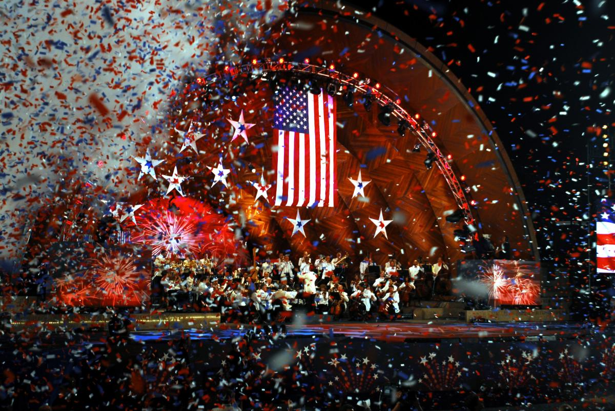 Boston Pops July 4th