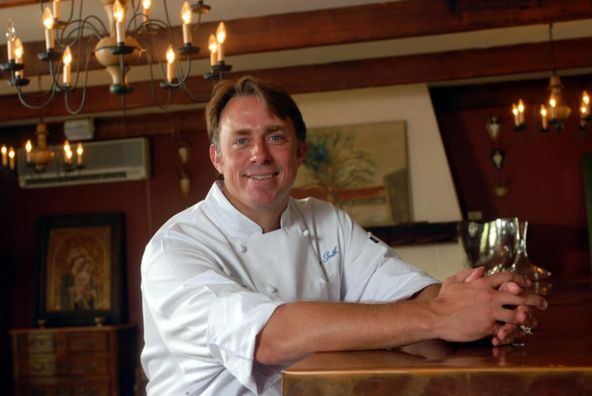 John Besh of La Provence