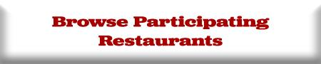 Browse participating restaurants button