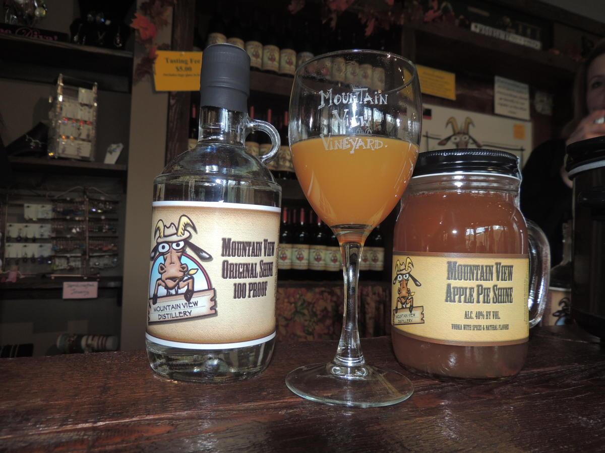 Tour the Wineries of the Pocono Mountains