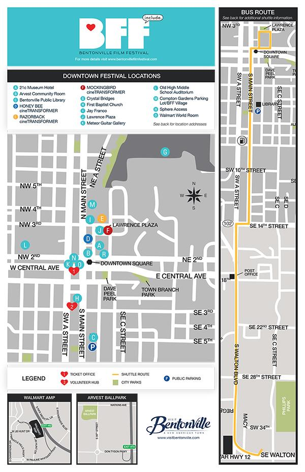 BFF Downtown Venue Map Large 2016
