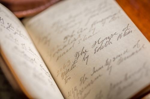 Vanderbilt's Journal