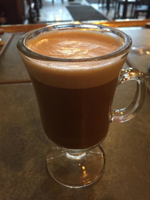 The Bitter End Bulletproof Coffee Drink