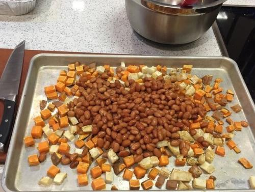 Enchilada Prep at Downtown Market Cooking Class