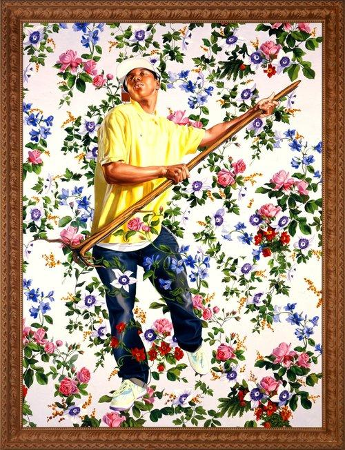 Wild Man, by Kehinde Wiley