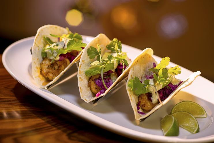 Rosewater street tacos