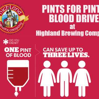 Pints For Pints Blood Drive