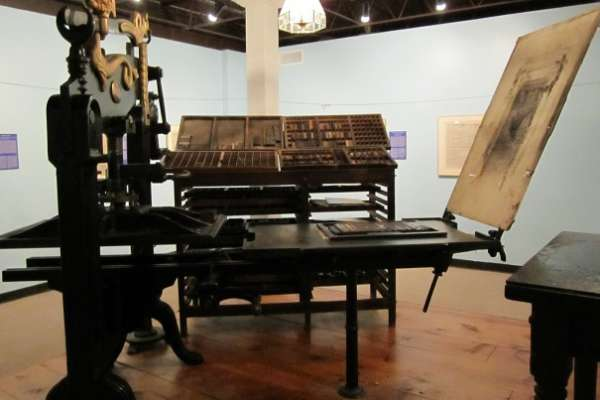 Discount Admission to Hands-On Printing Tour