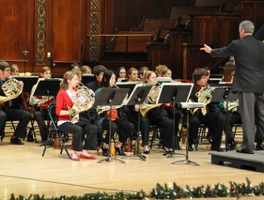 Holiday Music for Horns