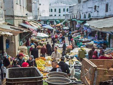 The Casbah of Tetouan and Other Journeys for Brass