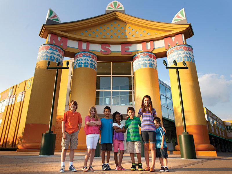 Things To Do with Kids in Houston – Houston Tourist Attractions Map