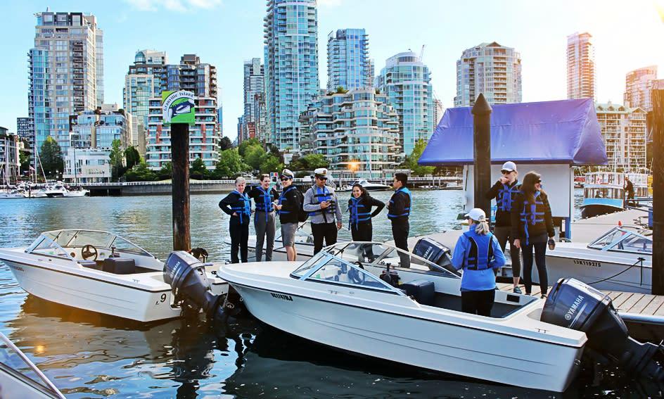 Boat Rentals Vancouver Island Bc