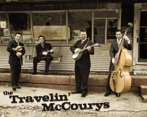 The Travelin' McCourys w/ Dre and the Collective @ Skipper's Smokehouse