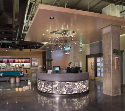 Be the host with the most rewards with Double Starpoints at Aloft Tampa Downtown