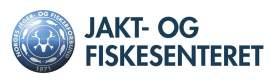 Jakt- og Fiskesenteret Logo