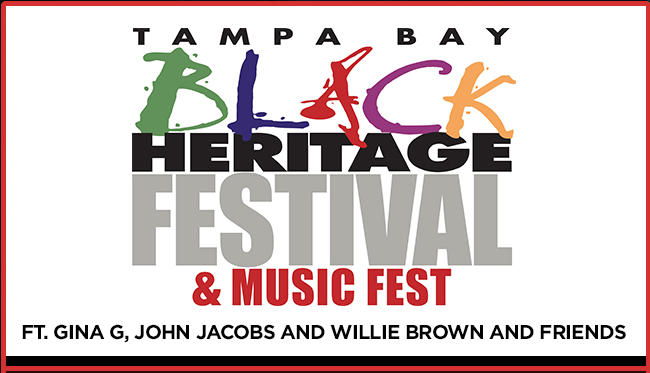 Tampa Bay Black Heritage Festival Comedy Show