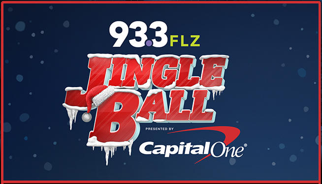 93.3 FLZ's Jingle Ball 2016