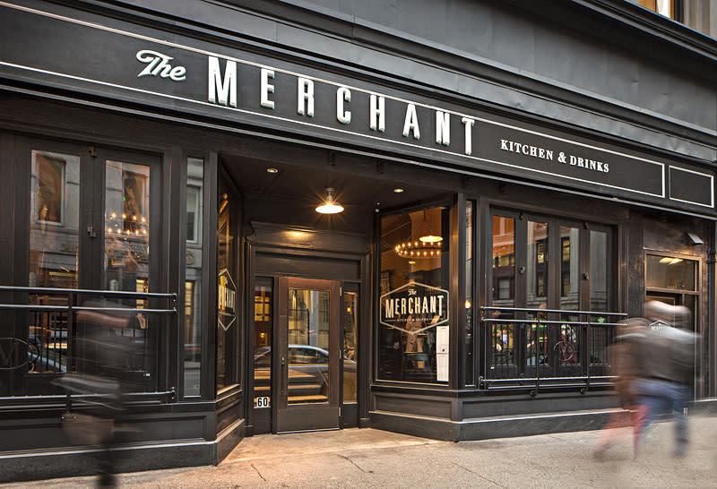 The Merchant Kitchen & Drinks