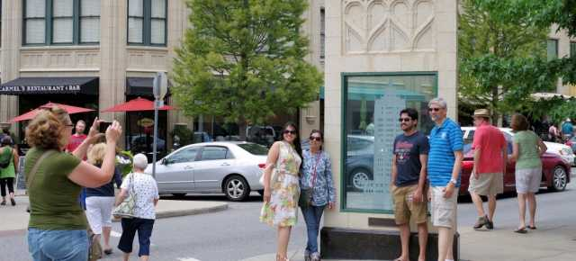 A Day on the Asheville Urban Trail