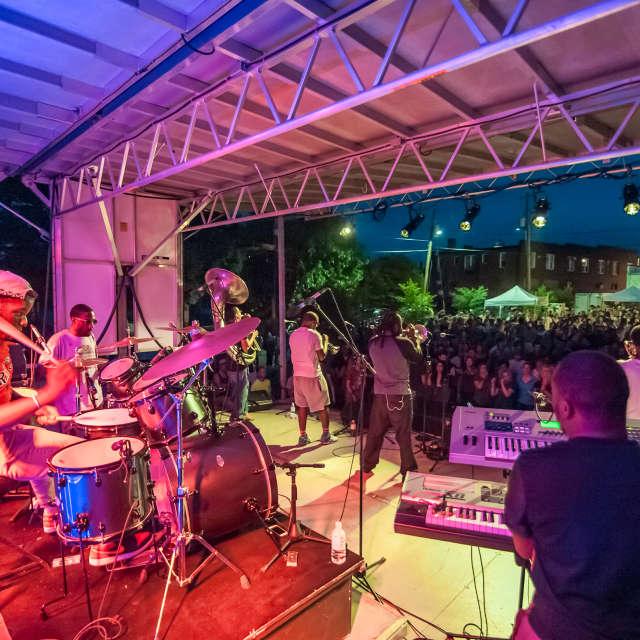 Music Festival Asheville