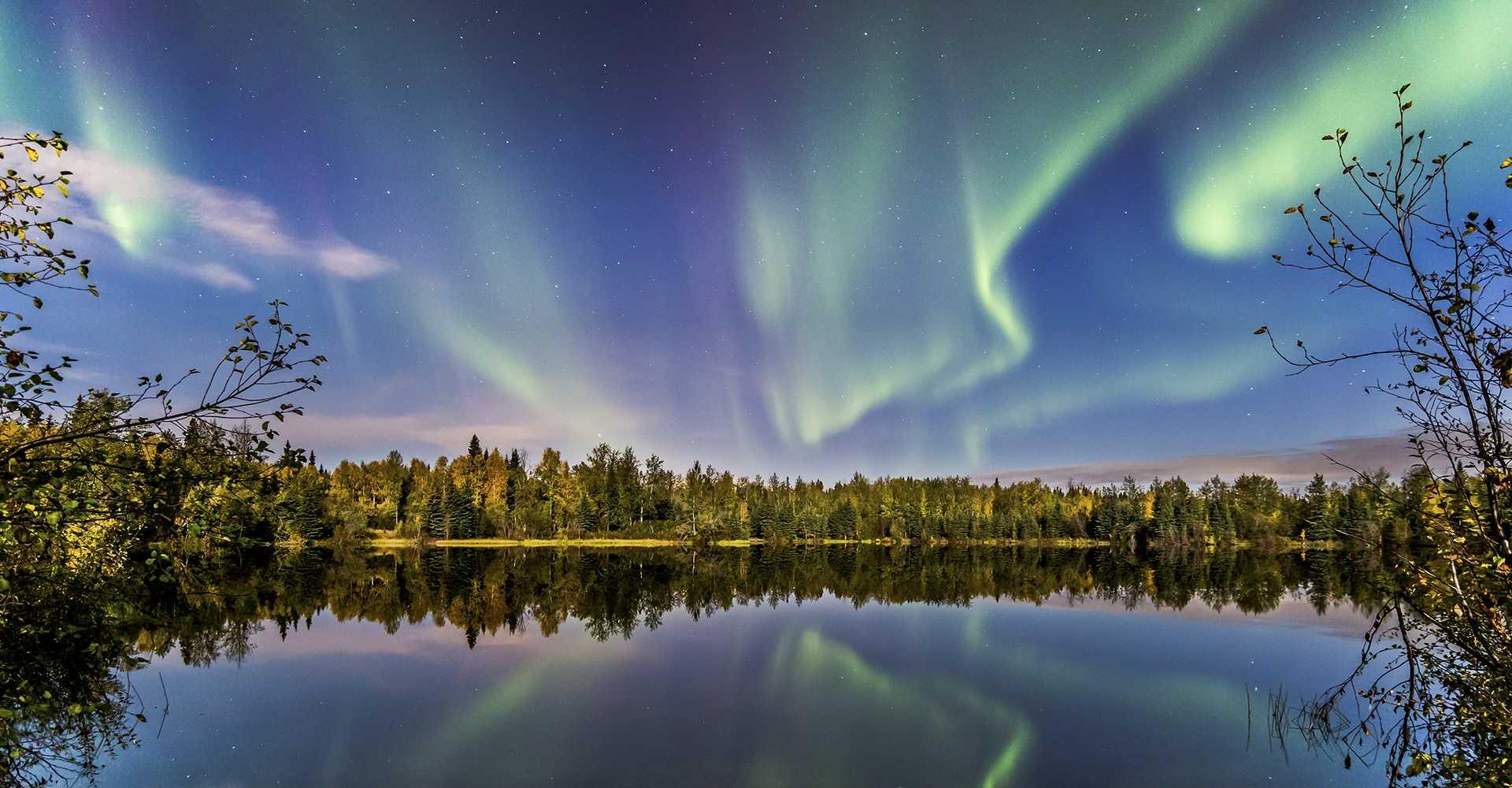 Land Tours Of Alaska