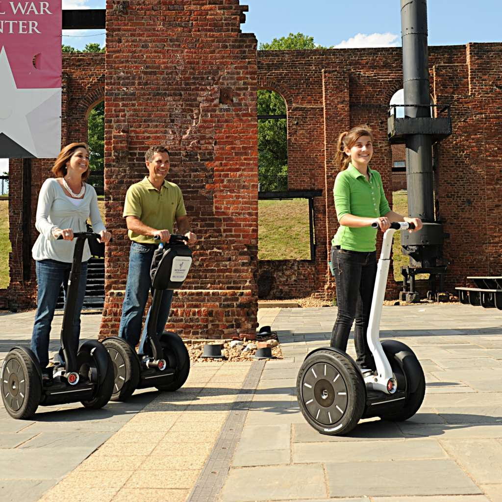 American Civil War Center Segway