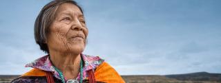 Native Woman full size