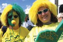 Oregon Duck Fans