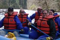 Life jackets rafting