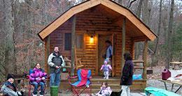 Pohick Bay Cabin - Camping - Mason Neck