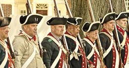 Gunston Hall Revolutionary War Weekend