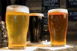 Beer, Wine, & Spirits