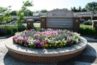 Windsor Heights Town Center and Civic Garden