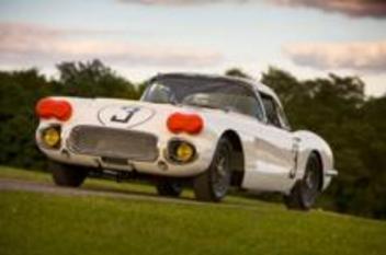 Le Mans #3 Corvette