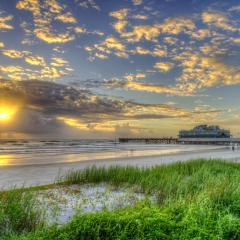 Daytona Beach and The Main Street Pier