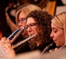 Hendricks Symphony flutes