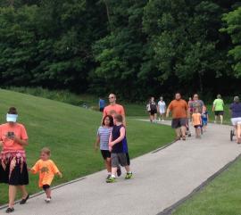 Summer Fun Run Series, Avon Town Hall Park