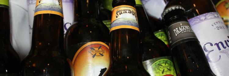 Rush Creek Bistro Beer Selection