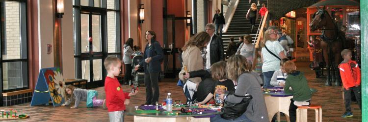 Grand Rapids Public Museum Spring Break
