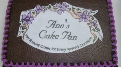 ANN'S CAKE PAN